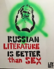 Russian literature is better than sex